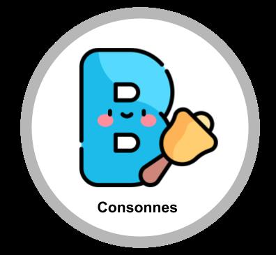 Consonnes
