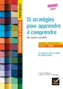 Couverture d'ouvrage: 11 Stratégies pour apprendre à comprendre de Maryse Bianco