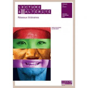 Couverture d'ouvrage: Lecture & altérité - réseaux littéraires