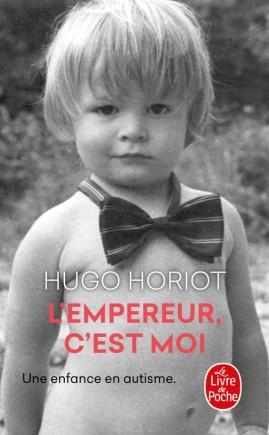 Couverture d'ouvrage: L'empereur, c'est moi de Hugo Horiot