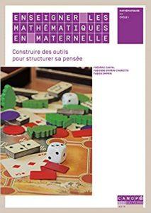 Couverture d'ouvrage: Enseigner les mathématiques en maternelle de Frédéric Castel