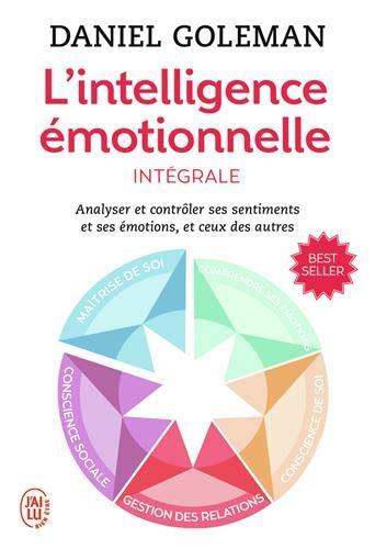 Couverture d'ouvrage: L'intelligence émotionnelle de Daniel Goleman