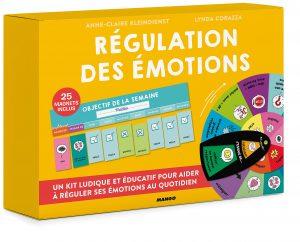 Couverture d'ouvrage: Régulation des émotions de Anne-Claire Kleindienst